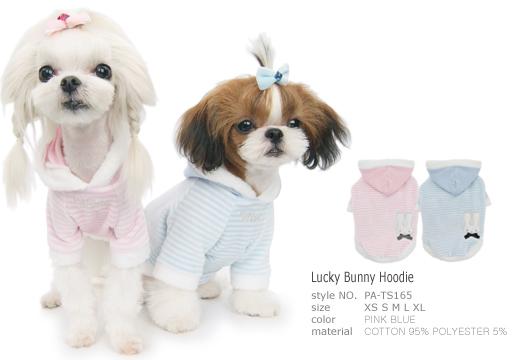 PA-TS165 - Lucky Bunny Hoodie