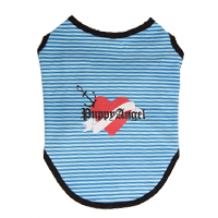 PA-TS183 - Brave Heart Sleeveless T-shirt