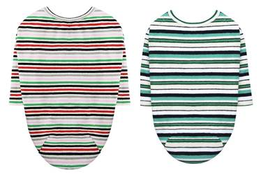 PA-TS330 - Rainbow Striped T-shirt