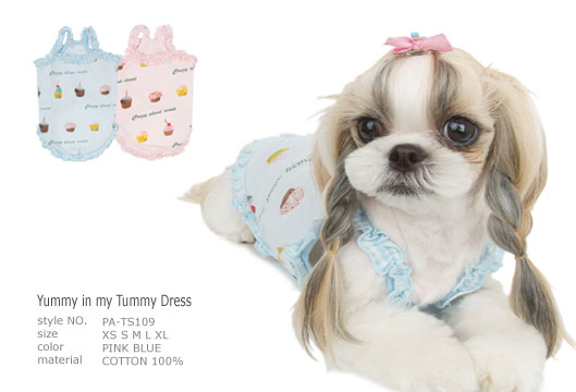 PA-TS109  - Yummy-in-my-Tummy Dress